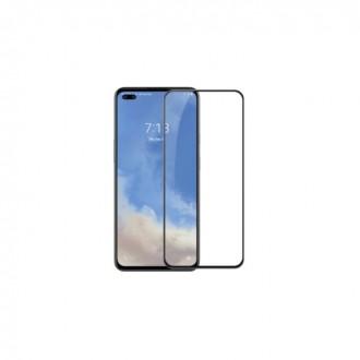 Apsauginis grūdintas stiklas ''21D Full Glue '' Oneplus Nord telefonui