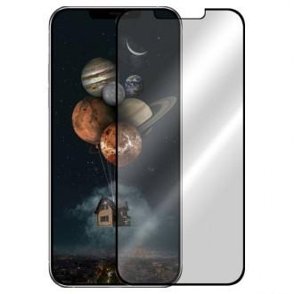 Apsauginis grūdintas stiklas ''5D Full Glue '' Apple iPhone 12 mini telefonui