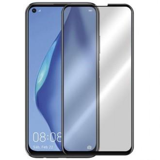 Apsauginis grūdintas stiklas ''5D Full Glue '' Huawei P40 Lite telefonui