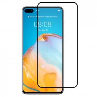 Apsauginis grūdintas stiklas ''5D Full Glue '' Huawei P40 telefonui