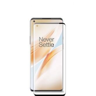 Apsauginis grūdintas stiklas ''5D Full Glue '' OnePlus 8 Pro telefonui