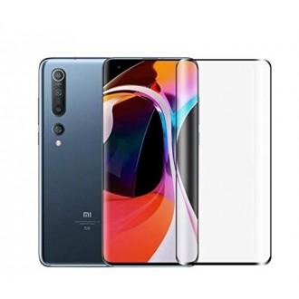 Apsauginis grūdintas stiklas ''5D Full Glue '' Xiaomi Mi 10 / Mi 10 Pro / Mi 10 5G telefonui