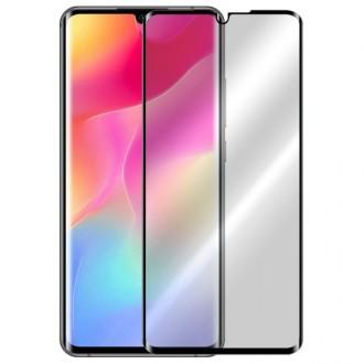Apsauginis grūdintas stiklas ''5D Full Glue '' Xiaomi Mi Note 10 Lite telefonui