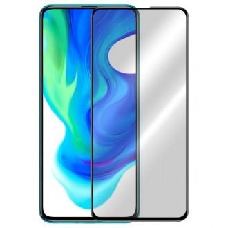 Apsauginis grūdintas stiklas ''5D Full Glue '' Xiaomi Poco F2 Pro  telefonui