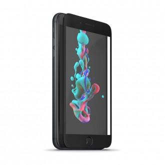 """Apsauginis grūdintas juodais kraštais stiklas """"Forever 5D"""" telefonui LG Velvet 5G"""