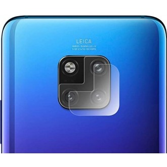 Apsauginis grūdintas stiklas galiniai kamerai Huawei Mate 20 Pro telefonui