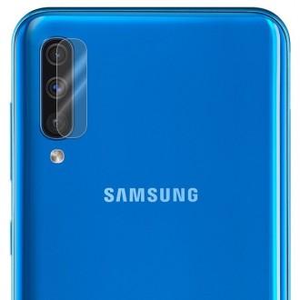 Apsauginis grūdintas stiklas galiniai kamerai Samsung Galaxy A505 A50 telefonui
