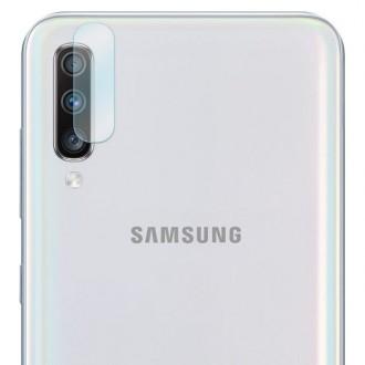 Apsauginis grūdintas stiklas galiniai kamerai Samsung Galaxy A705 A70 telefonui