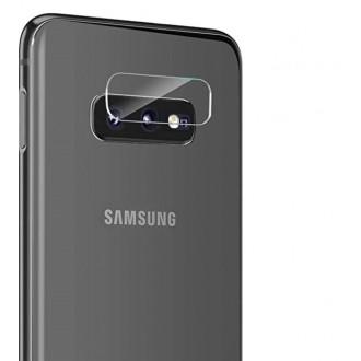 Apsauginis grūdintas stiklas galinei kamerai telefonui Samsung Galaxy G970 S10e
