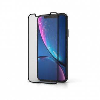 "Apsauginis stikliukas ""BeHello High Impact Glass"" Apple iPhone XR / 11 telefonui"