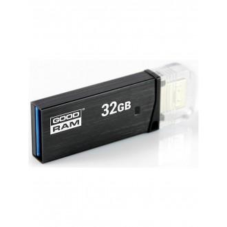 """Atmintinė GOODRAM OTN3 32Gb OTG USB 3.0 + """"microUSB"""""""