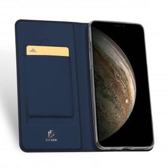 """Atverčiamas Dėklas """"Dux Ducis Skin Pro"""" Samsung XCOVER 5, tamsiai mėlynas"""