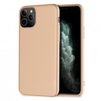 Auksinės spalvos dėklas X-Level Guardian Apple iPhone 11 Pro Max telefonui