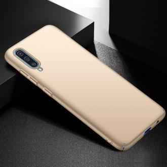 Auksinės spalvos dėklas X-Level Guardian Samsung Galaxy A705 A70 telefonui