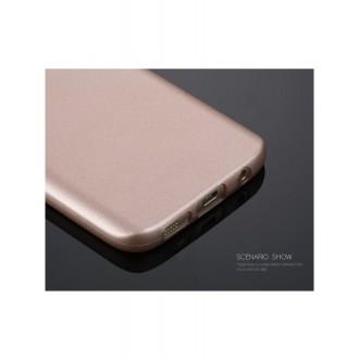 Auksinės spalvos dėklas X-Level Guardian Samsung Galaxy G930 S7 telefonui