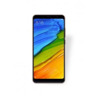 "Auksinis silikoninis dėklas Xiaomi Redmi Note 5 Pro  telefonui ""Jelly Flash Mat"""