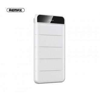 Balta išorinė baterija Power Bank Remax RPP-139 10000mAh