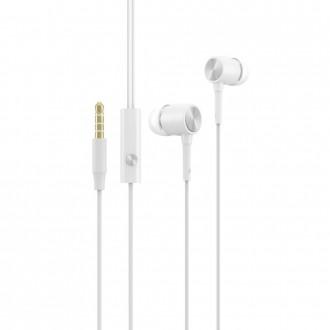 Balta laisvų rankų įranga Devia Cool Sound 3,5mm