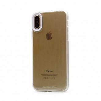 "Baltas dėklas ""Devia Yonger"" Apple iPhone X / XS telefonui"