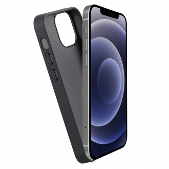 "Juodas dėklas ""BeHello Eco-friendly Gel ""Apple iPhone 13 mini telefonui"