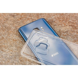 Skaidrus tvirtas silikoninis dėklas 3MK ''Clear Case'' telefonui Apple iPhone 13 mini (1.2mm storio)