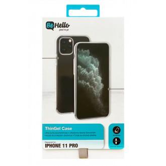 Skaidrus Dėklas BeHello ThinGel iPhone 13 Pro