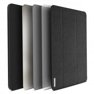 Juodas Dux Ducis dėklas ''Domo'' Samsung T500 / T505 Tab A7 10.4 2020