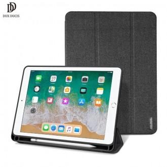 """Juodas dėklas Dux Ducis """"Domo"""" Apple iPad 9.7 2018 / iPad 9.7 2017"""