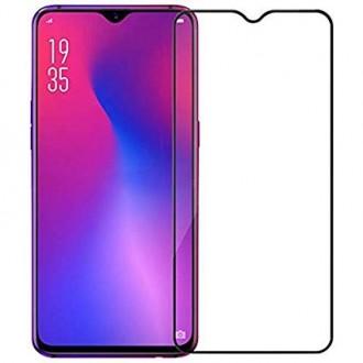"LCD apsauginis stikliukas ""5D Full Glue HQ Quality'' Samsung Galaxy A80 / A90"