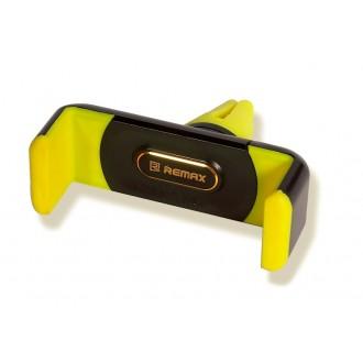 Geltonas automobilinis Universalus telefono laikiklis Remax RM-C01