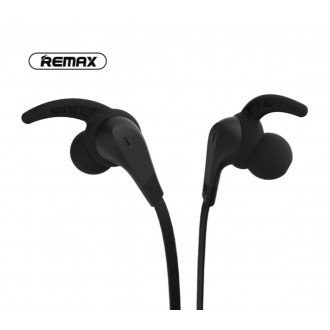 Juoda belaidė laisvų rankų įranga Remax RB-S25 Bluetooth