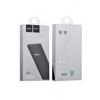 Juoda išorinė baterija POWER BANK HOCO B16 10000mAh