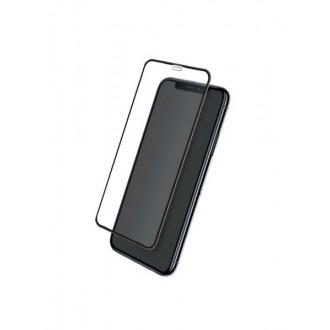 Apsauginis grūdintas stiklas juodais kraštais ''5D Full Glue HQ Quality''   Apple iPhone XR / 11 telefonui