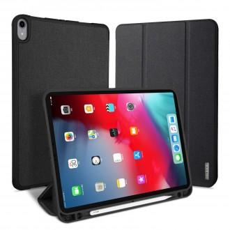 """Juodas dėklas Dux Ducis """"Domo"""" Apple iPad Pro 11"""" 2018"""