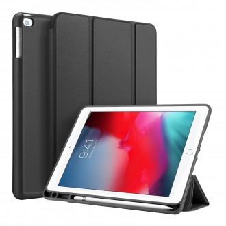 """Juodas dėklas Dux Ducis """"Osom"""" Apple iPad 10.2"""" 2019"""