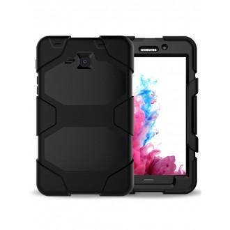 """Juodas dėklas """"Full Protect"""" Samsung T285 Tab A 7.0 2016"""