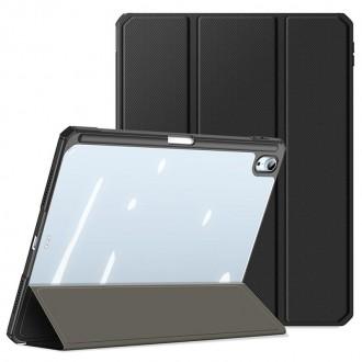 Juodas Dux Ducis dėklas ''Toby'' planšetei Samsung T220 / T225 Tab A7 Lite 8.7 2021