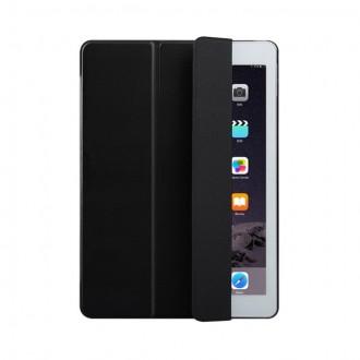 """Juodas atverčiamas dėklas Lenovo Tab M10 X505 / X605 """"Smart Leather"""""""