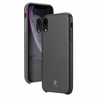 """Juodas silikoninis dėklas Apple Iphone XR telefonui Dux Ducis """"Skin Lite"""""""