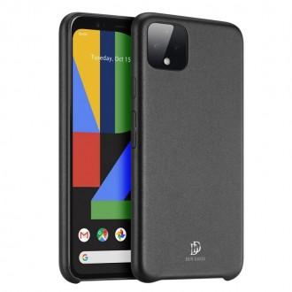 """Juodas silikoninis dėklas Google Pixel 4 XL telefonui Dux Ducis """"Skin Lite"""""""
