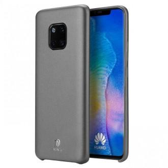 """Juodas silikoninis dėklas Huawei Mate 30 Lite telefonui Dux Ducis """"Skin Lite"""""""