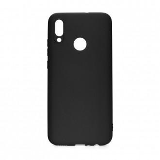 """Juodas silikoninis dėklas Huawei P Smart Z / Y9 Prime 2019 telefonui """"Mercury Soft Feeling"""""""
