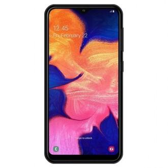"""Juodas silikoninis dėklas Samsung Galaxy A105 A10 telefonui """"Mercury Goospery Jelly Case"""""""