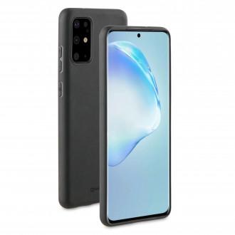 """Juodas silikoninis dėklas Samsung Galaxy G986 S20 Plus telefonui """"BeHello Gel"""""""