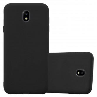 """Juodas silikoninis dėklas Samsung Galaxy J530 J5 2017 telefonui """"Spigen TPU Case"""""""