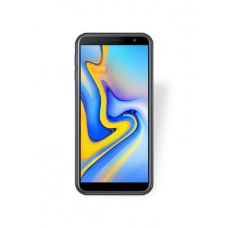 """Juodas silikoninis dėklas Samsung Galaxy J610 J6 Plus 2018 telefonui """"Jelly Case"""""""