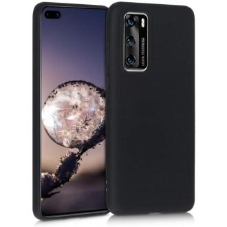 Juodos spalvos dėklas X-Level Dynamic Huawei P40 telefonui
