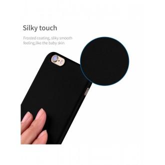 Juodos spalvos dėklas X-Level Guardian Apple iPhone 6 / 6s telefonui