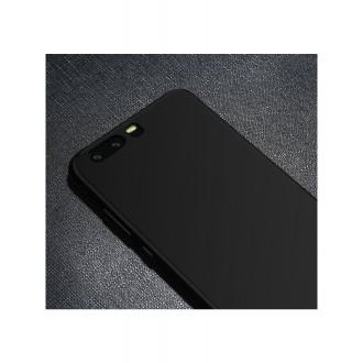 Juodos spalvos dėklas X-Level Guardian Huawei P10 telefonui