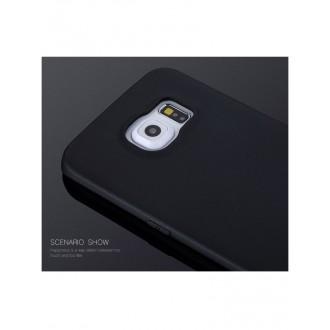 Juodos spalvos dėklas X-Level Guardian Samsung G920 S6 telefonui